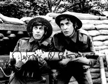 Carry On England Signed Photo - Hayes & Mower